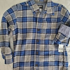Osh Kosh Flannel Button Down